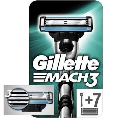 Gillette-Mach3
